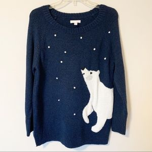 LC | Winter sweater size large